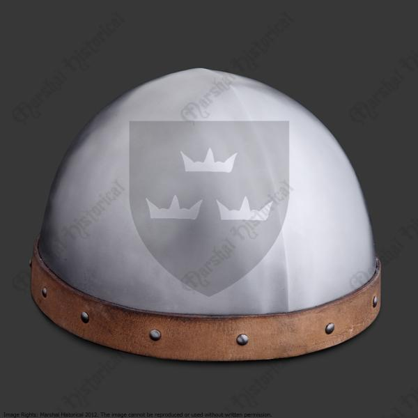 simpele ronde helm
