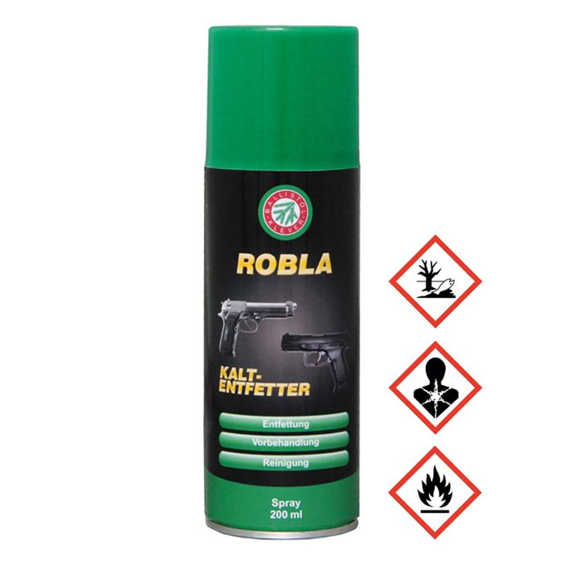 Ballistol Robla, Spray desengrasante, 200 ml The Time Seller