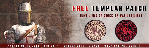 TTS june offer - free templar patch