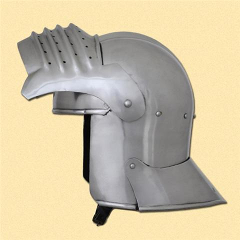 Sale of 1490 north Italian sallet - Battle Ready, 2mm The