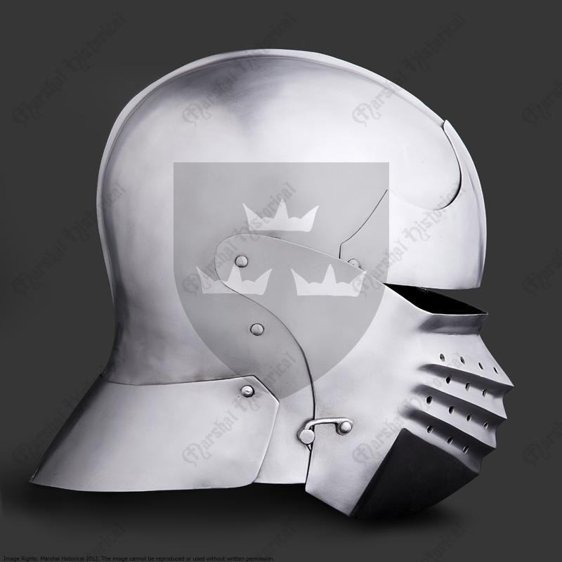 Sale Of Late Transitional Sallet 1480 1500 The Time Seller