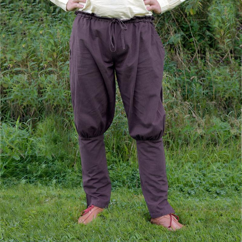 Sale of Viking Pant Olaf, brown The Time Seller