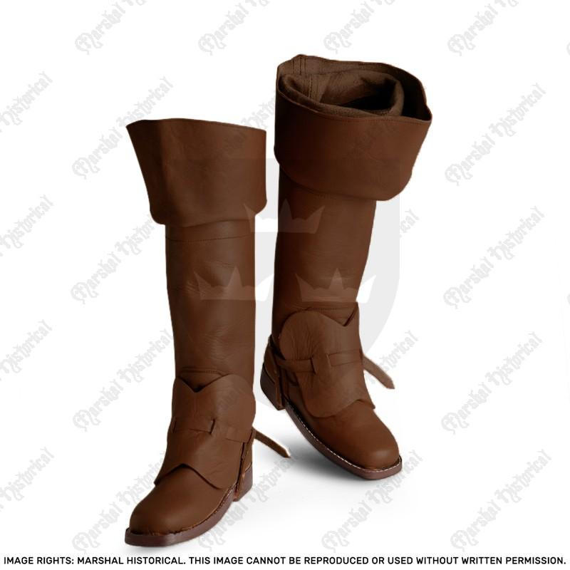 Botas de mosquetero The Time Seller