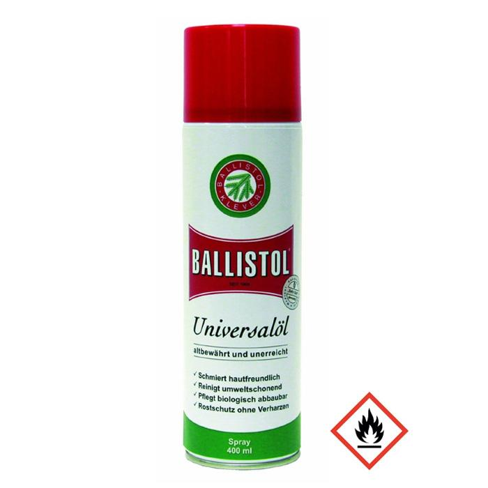 Ballistol Spray, 400ml The Time Seller