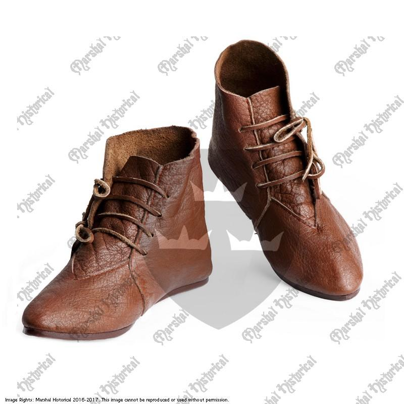 13th - 14th Ankle boots with laces - Children´s size The Time Seller