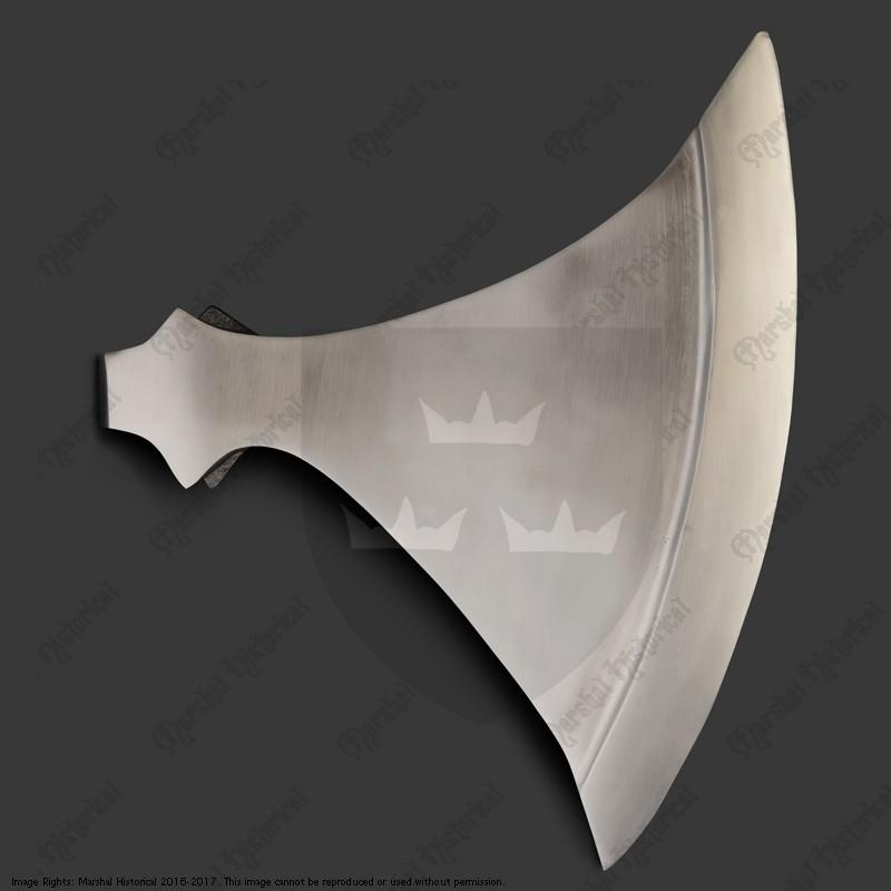 Langeid Viking Battle Axe The Time Seller