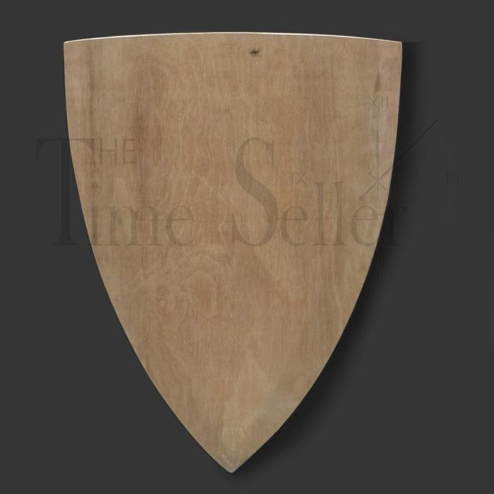 Wood shield The Time Seller