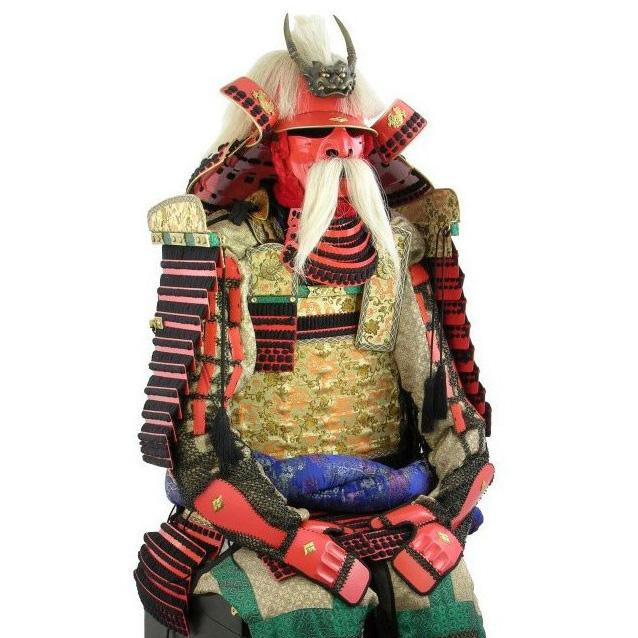Armadura Takeda Shingen The Time Seller