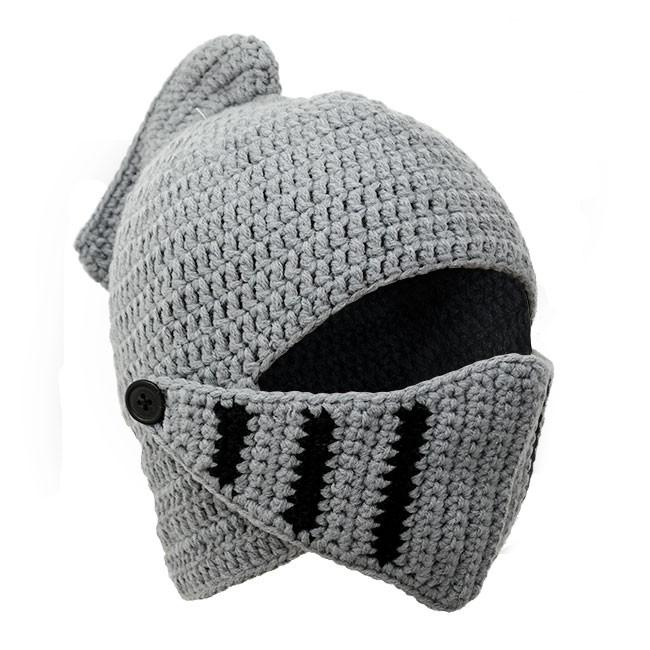 Knitted Sallet - Kid The Time Seller