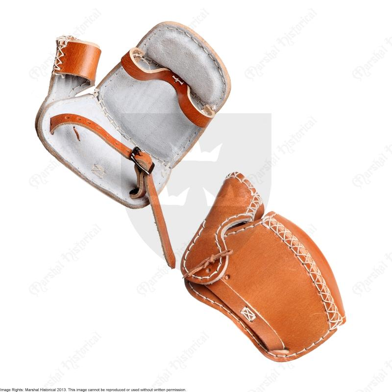 One hand hardened leather protection The Time Seller