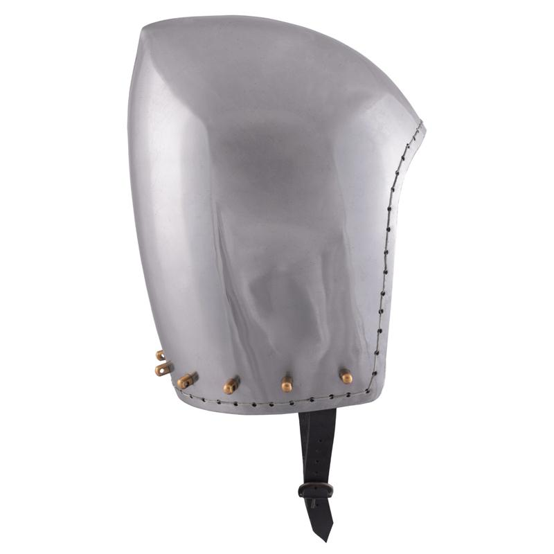 Bacinete sin visor - Battle Ready, 2mm The Time Seller