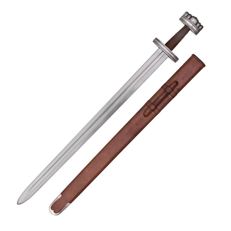 Espada práctica vikinga Hedmark, versión redondeada The Time Seller