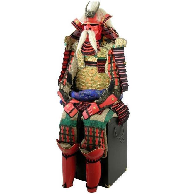 Armadura Takeda Shingen The Time Seller