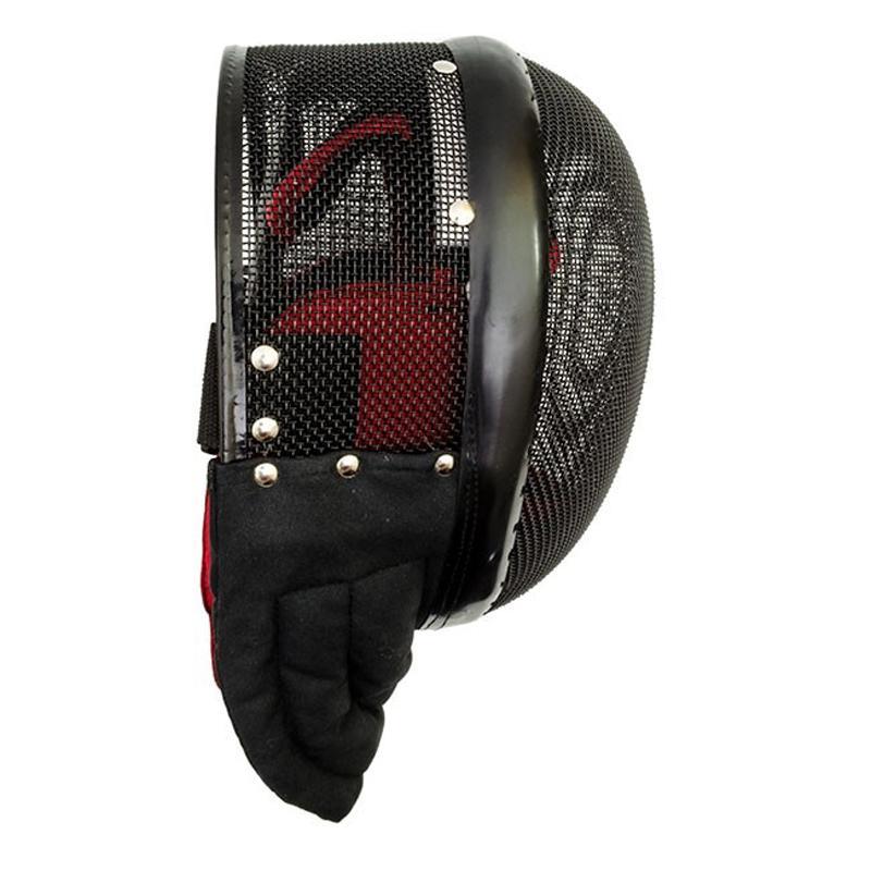 Careta de esgrima de competición HEMA 1600N - Red Dragon The Time Seller