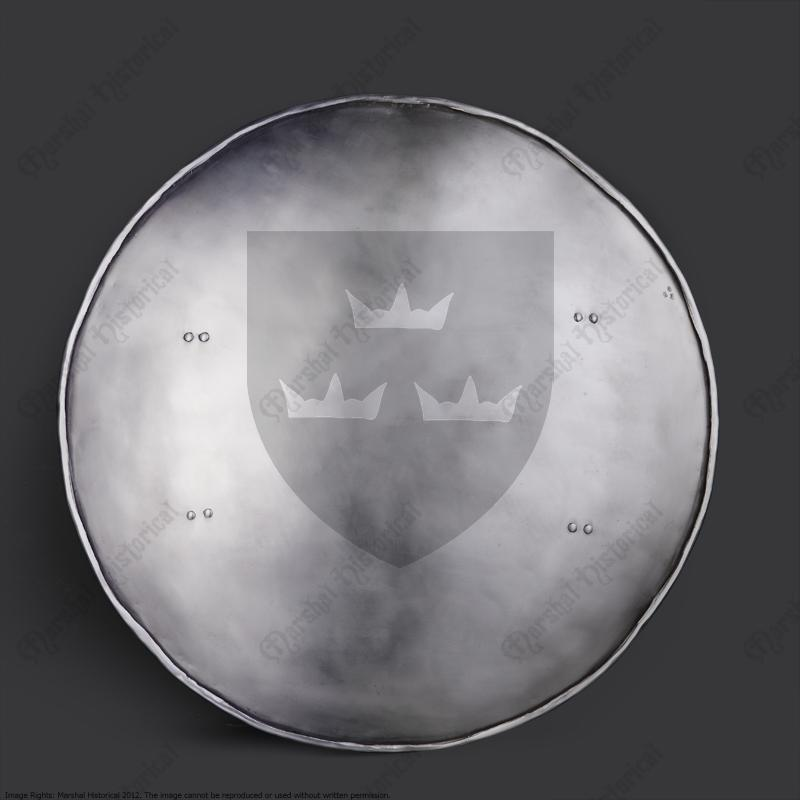 Round shield, 55~57 cm The Time Seller