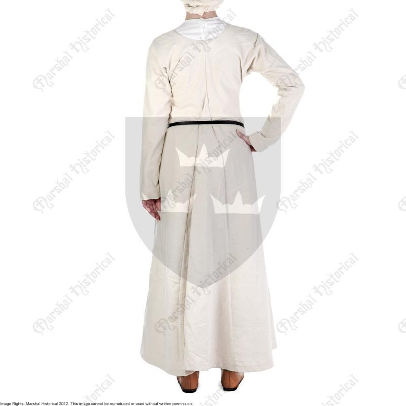Vestido de dama 1100-1400 - Natural The Time Seller