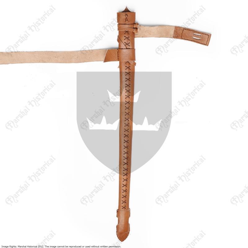 Vaina para espada, siglos XIII y XIV - Marrón The Time Seller